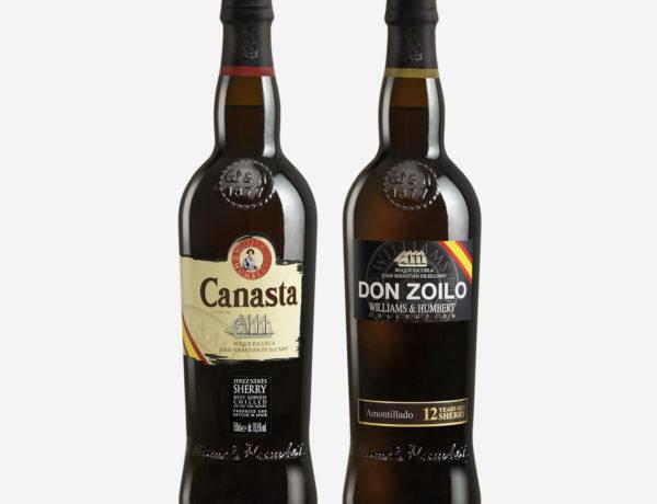 Los vinos de Williams & Humbert navegan con Elcano.